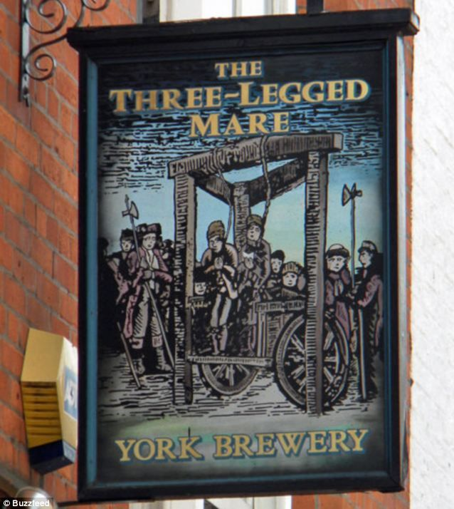 bizarre pub sign - Google Search