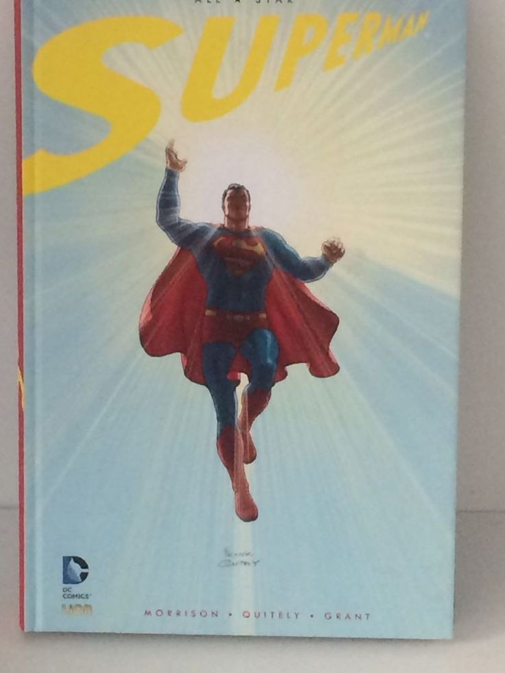 ALL-STAR SUPERMAN DC ABSOLUTE ED. LION