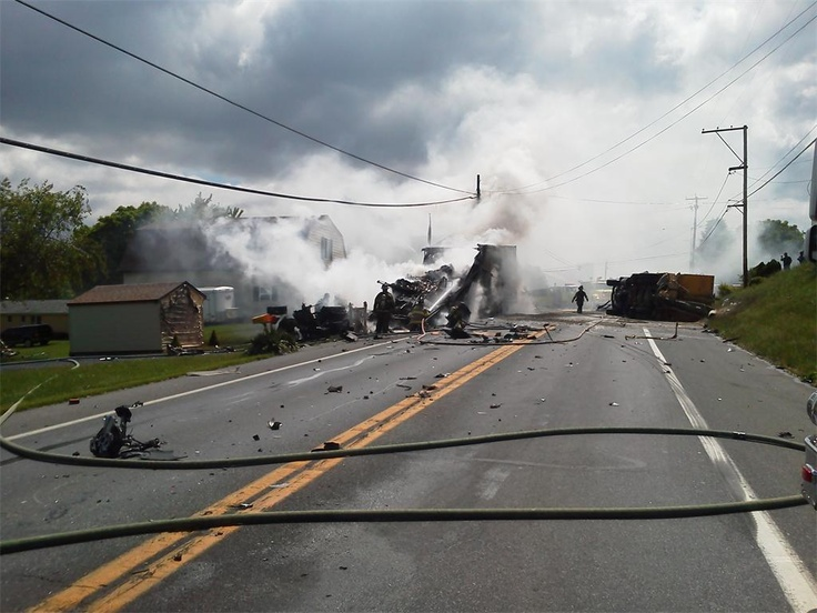 A three-vehicle, double-fatal accident in Lebanon County - May 10, 2012Lebanon County, Double Fat Accidents, Cbs 21, Breaking Local, Local News, Community, 21 News, Close, News Photos