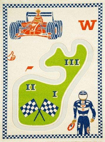 IVI Play Rugs:  Formula One