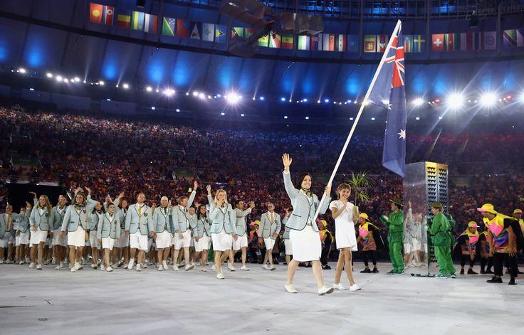 2016 us olympic opening ceremony  | ... - Opening Ceremony 2016 Olympic Games - Olympics: Day 0 - Zimbio