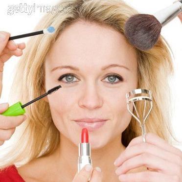 Wear Appropriate Make Up.