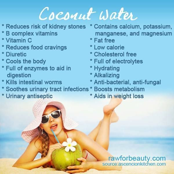 Coconut Water...delicious right?! Is it all hype or is it actually good for you?! http://healthandwellnessdigest.com/coconut-water-hype-or-healthy-alternative/