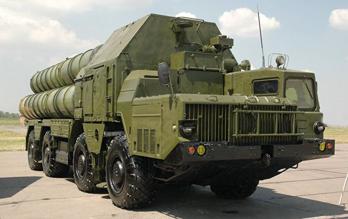 Iran, Russia Negotiating 'Next Generation' S-300 Missile Systems' Supplies