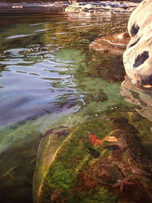 в мире акварели – 15