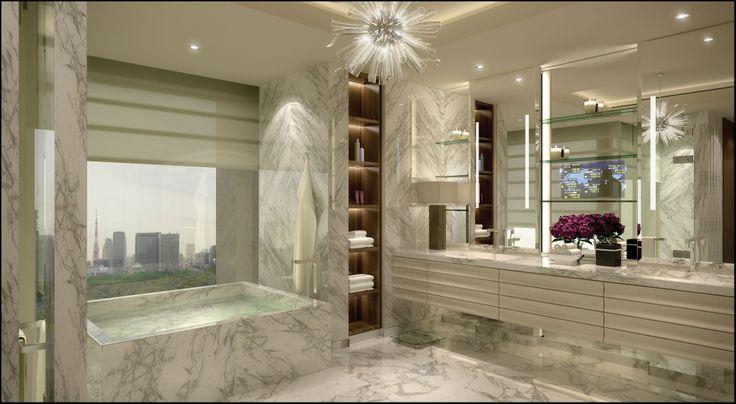 SIENNA CHARLES - Japan - PALACE HOTELTOKYO
