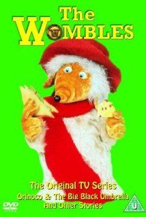 The Wombles Poster - Remember You're a Womble! (I have been looking all over for this to prove I wasn't nuts - little known fact for Whovians out there - actor who played Wilfred was the narrator.)