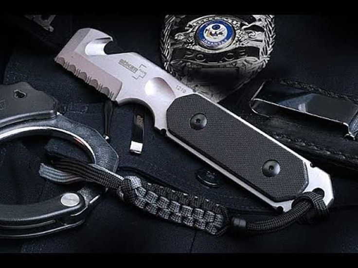 Finally, a deployment tool that easily covers the entire range of tasks in duty, service, hobby and leisure. Developed and field tested by Roy Huntington, a police officer with more than twenty years of experience. Now Wilson Tactical and Boker begin an exclusive collaboration to make...