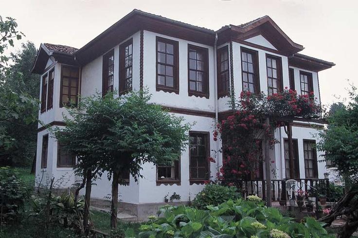 Eski Trabzon evleri