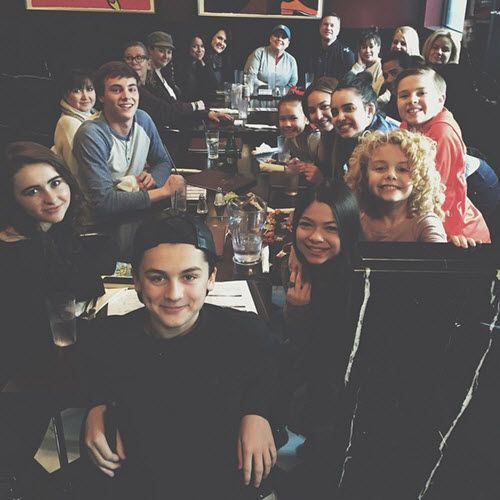 Photo Further Adventures In Babysitting Cast Amp Family