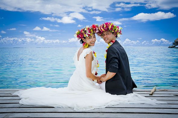 17 Best Images About Real Houston Weddings On Pinterest: 17 Best Images About Bora Bora Wedding Bliss On Pinterest