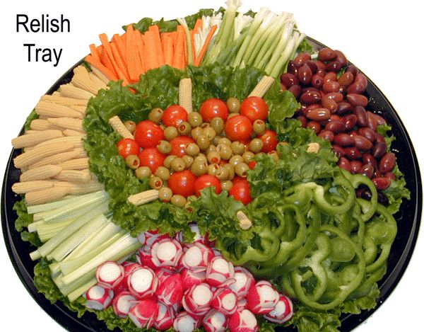 1000+ Ideas About Relish Trays On Pinterest