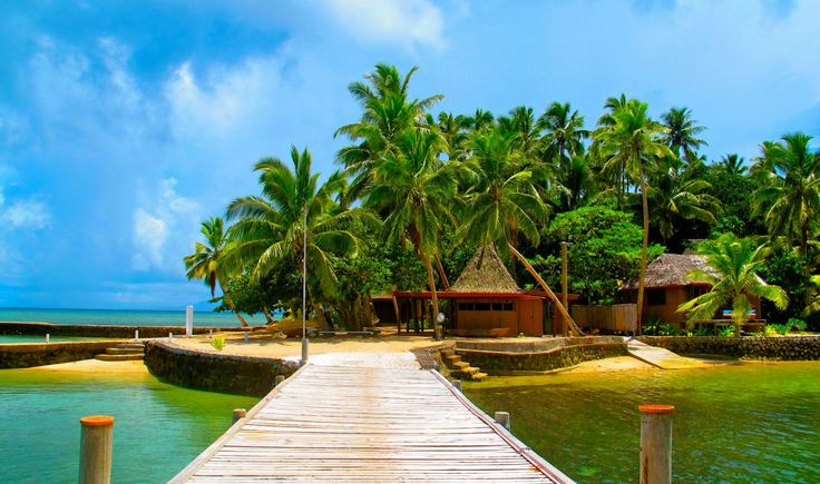 Come visit this beautiful place called Toberua Island Resort, Fiji  www.islandescapes.com.au