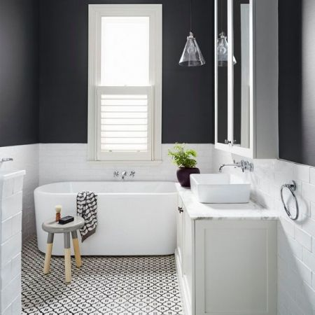 Indulgent pampering sessions including long, luxurious baths are a must during the colder months, which is why the beginning of the year is the ideal time to revamp your bathroom.