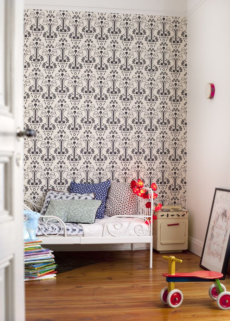 Kid room: Kids Bedrooms, Bedrooms Design, Kids Wallpapers, Interiors Design, Kid Rooms, Design Bedrooms, Bedrooms Decor, Girls Rooms, Kids Rooms