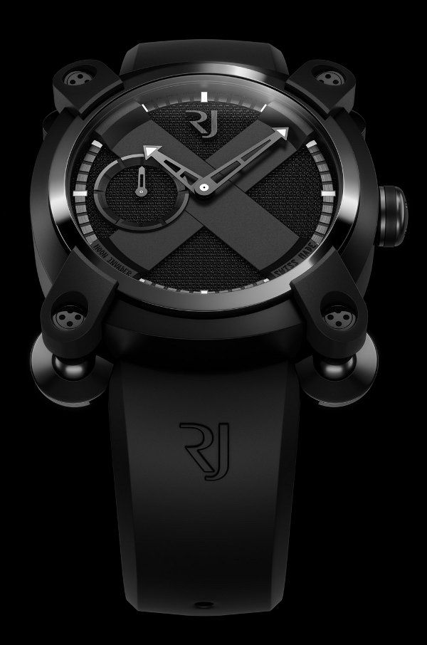 Romaine Jerome Moon Ivader Watch • TheCoolist - The Modern Design Lifestyle Magazine #Mens-Fashion