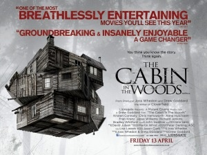 """""""Don't Read the Latin!"""" -- 'The Cabin In The Woods' Is Serious Meta-fictional Fun"""