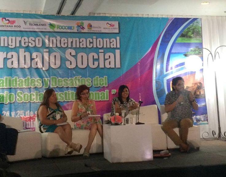 Conferencia dada en Primer Congreso de Trabajo Social