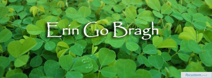 Erin Go Braugh Facebook timeline banner