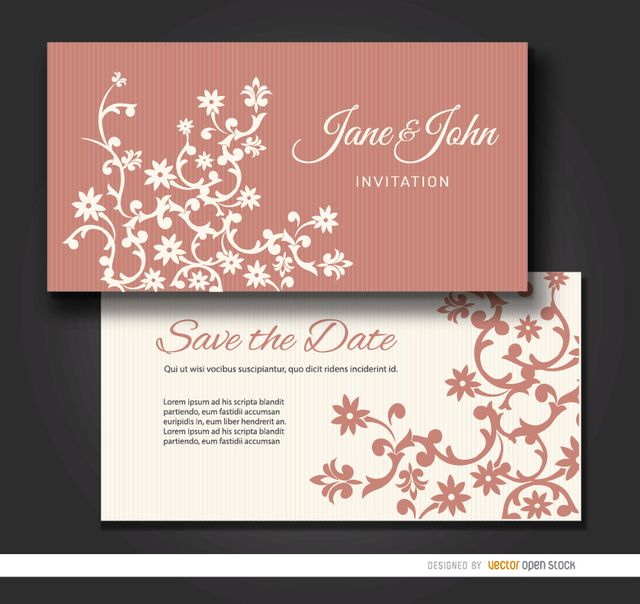 58 best Invitations images on Pinterest Wedding stationery, Bridal - best of invitation template free