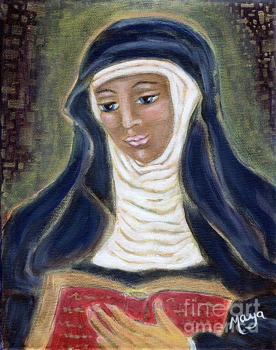 bingen women Monastery of st gertrude, cottonwood, idaho introducing hildegard of bingen hildegard of bingen was a renaissance woman several centuries before the renaissance an abbess and founder of several.