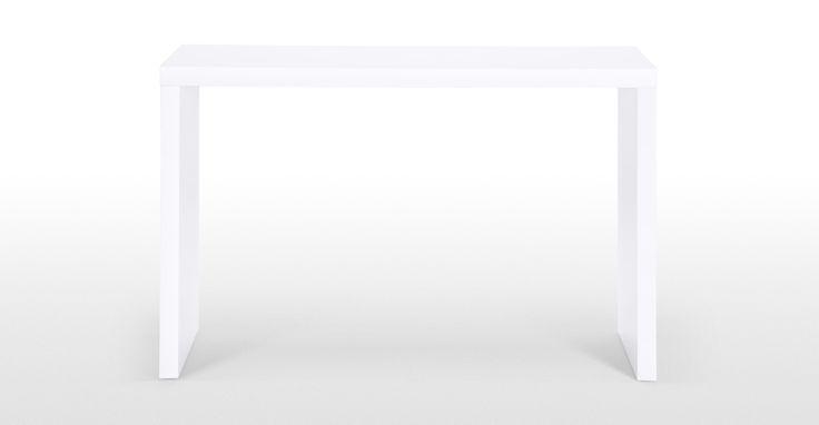 Bramante großer Konsolentisch, Weiß - MADE.COM Jetzt bestellen unter: https://moebel.ladendirekt.de/wohnzimmer/tische/konsolentische/?uid=d4697ab1-e896-5754-8519-fe9b5cf18413&utm_source=pinterest&utm_medium=pin&utm_campaign=boards #wohnzimmer #tische #konsolentische