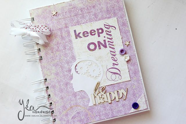 Yka handmade: Keep on dreaming