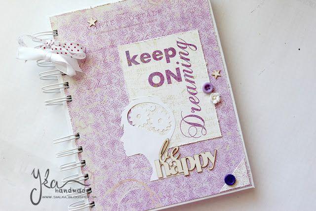 Yka handmade: Keep on dreaming
