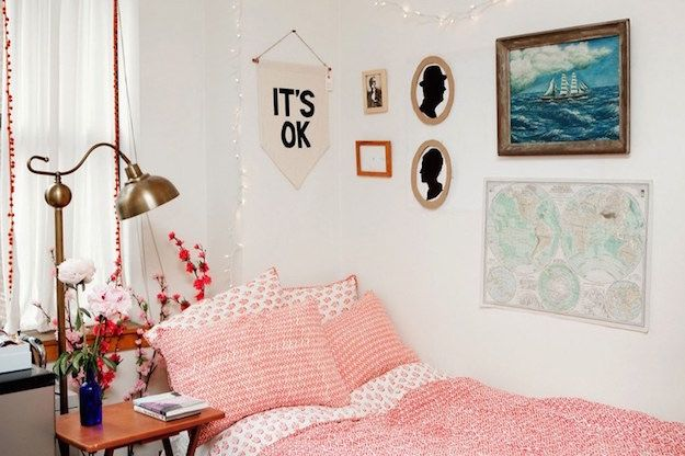 Vintage | Dorm Room Ideas: Steal The Styles of These Dreamy Dorm Rooms