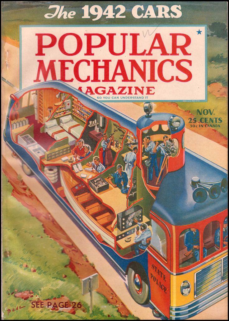 Greystoke Trading Company: Popular Mechanics, November 1941.