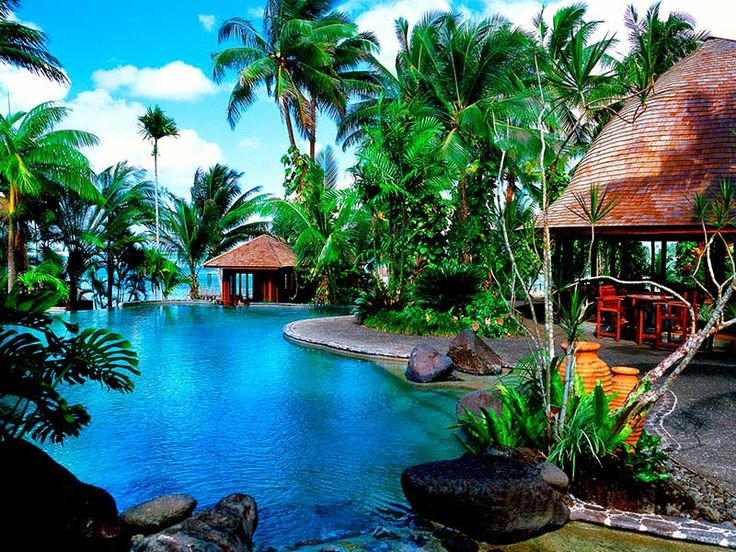 Sinalei Reef Resort, Samoa