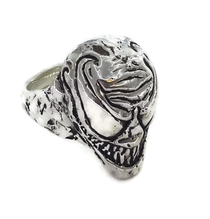 Genuine Birthstone Unique Mens Ring with Twisted Designer Shank Set in Sterling Silver .29ctw