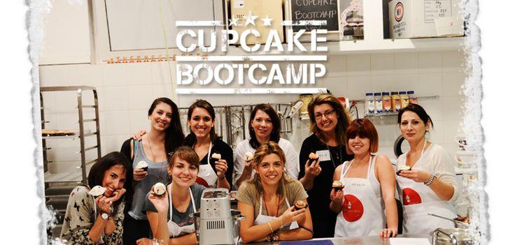 Cupcake Bootcamp: Sweet Halloween!