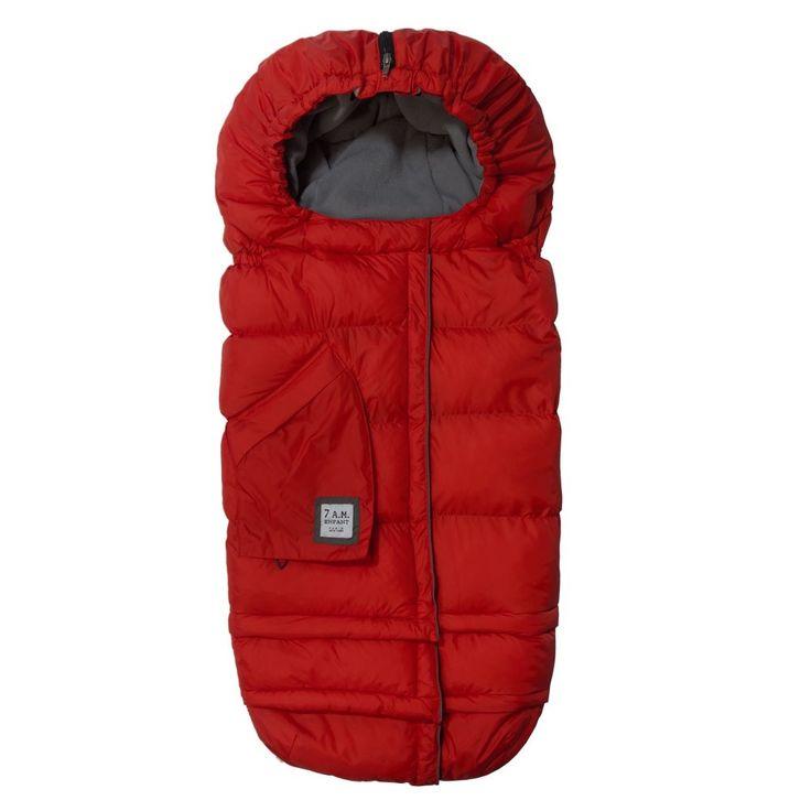 Blanket 212 Housse Pour Siège D'auto ou Poussette Rouge