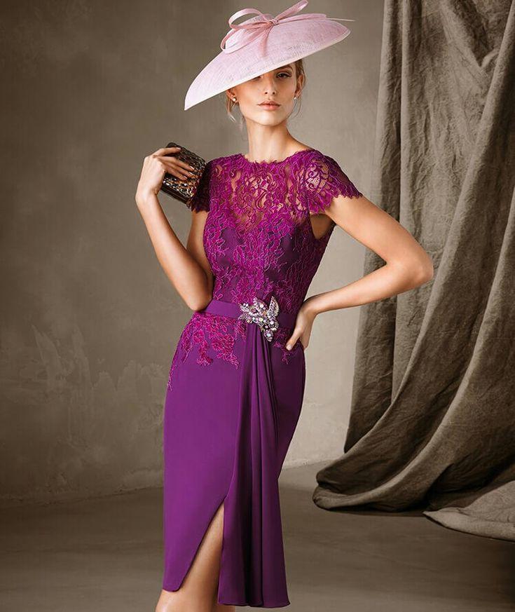 241 mejores imágenes de vestido corto en Pinterest | Vestidos de ...