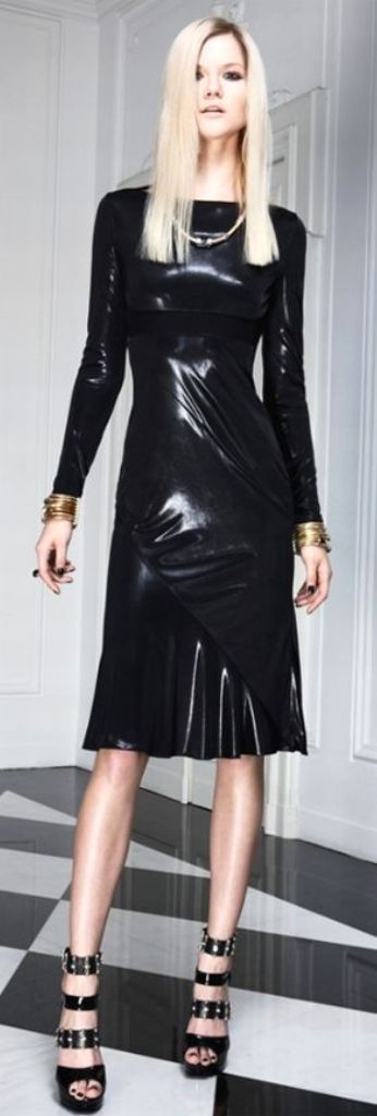 Latex And Vinyl Dresses A Collection Of Ideas To Try
