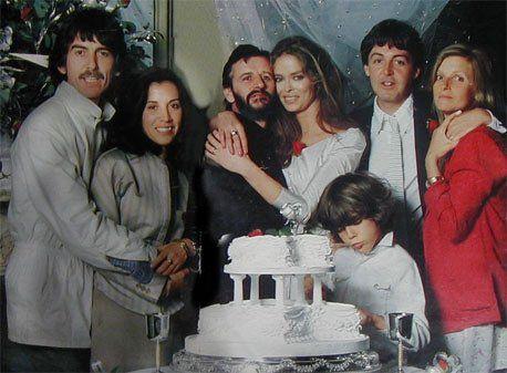Ринго Старр и Барбара Бах празднуют жемчужную свадьбу