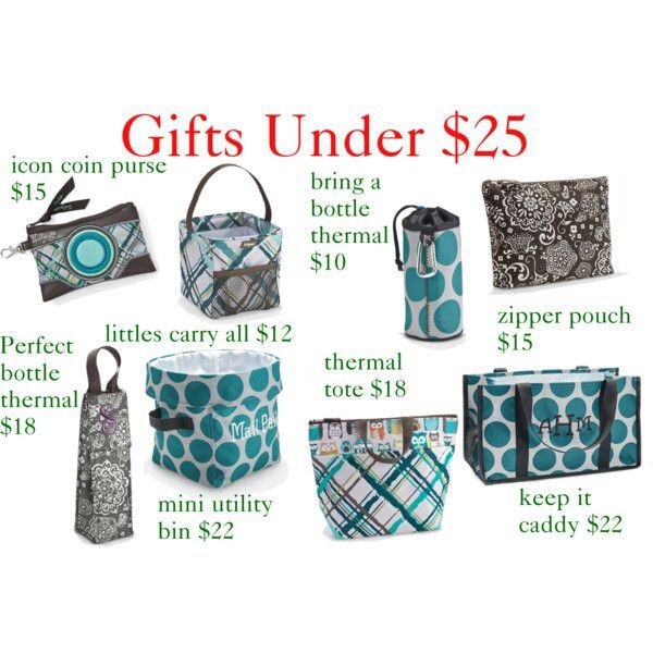 Gifts from thirty one under 25 thirty one pinterest
