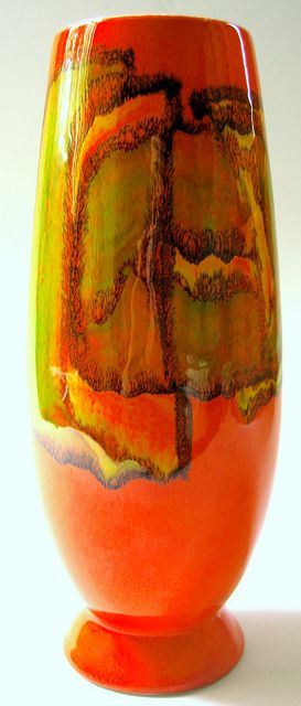 "1970s Poole pottery (England) ""Delphis"" range"