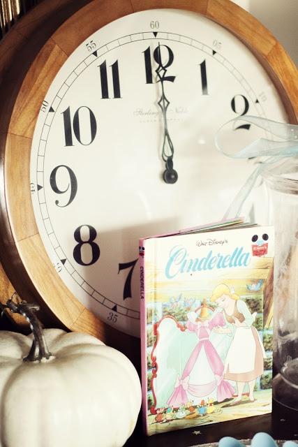 Cinderella birthday party! {the details}