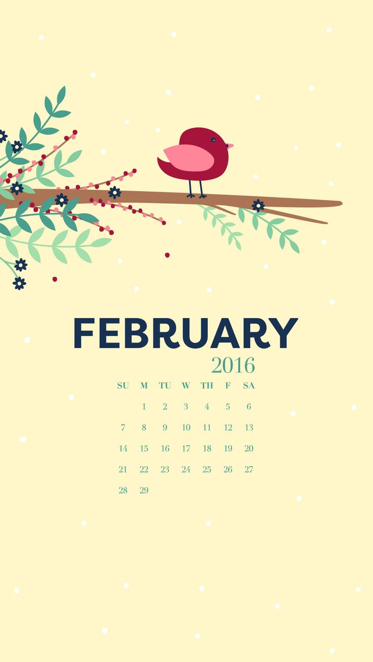 February Calendar Wallpaper Phone : Best february calendar wallpaper images on pinterest