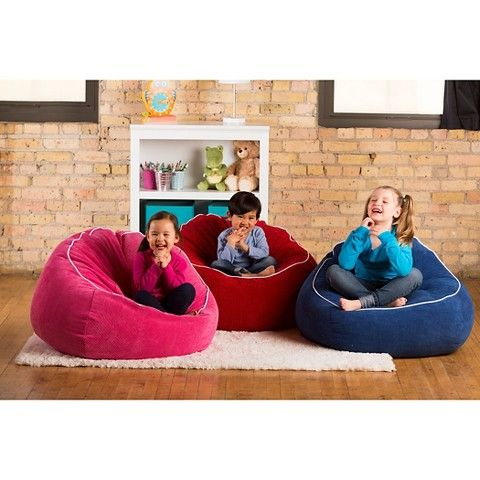corduroy beanbag chair xl - Giant Bean Bag Chairs
