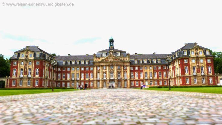 Münster Sehenswürdigkeiten Schloss / Universität
