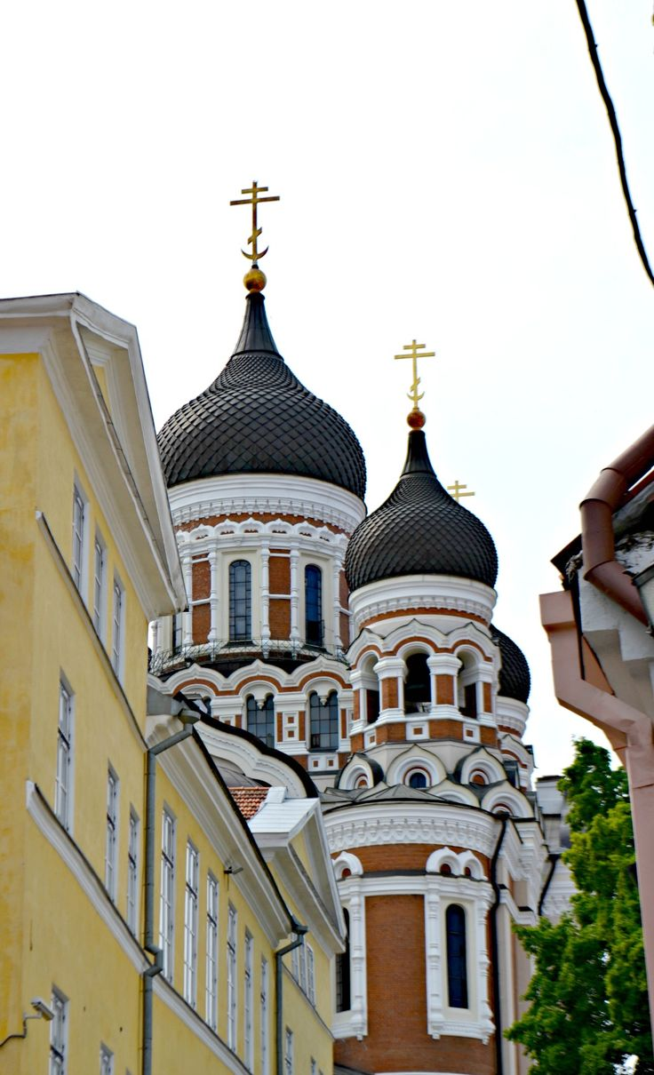 Travel: Tallinn in Estland Kirche #kirche #church #tallinn #estland #baltikum #europa #städtetrip #citytrip #travel #reisen #tips