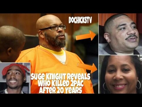 Suge Knight Reveals Who KlLLED 2pac After 20 Years | DocHicksTv