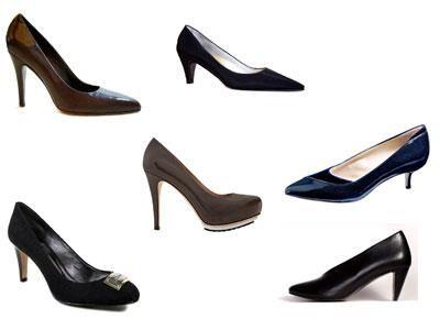 Обувь делового стиля