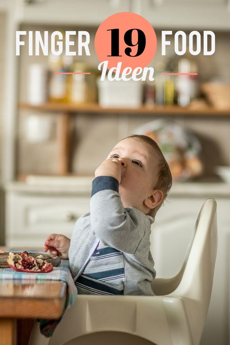 Selberessen macht Spaß! Was dem Baby dann als Fingerfood zum Befühlen und Naschen schmeckt. (iStock)