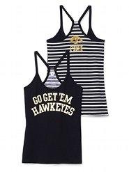 Hawkeye apparel from Victoria Secret