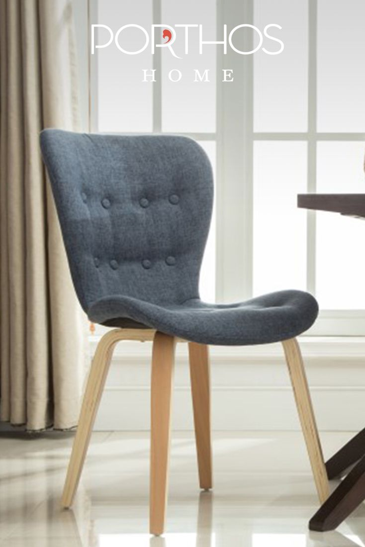 A Modern Take On Classic Scandinavian Design, These Refined Dining Chairs  Make A Statement In