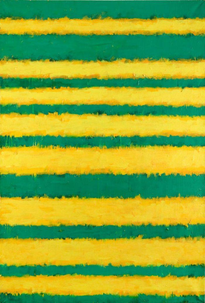 Leon Tarasewicz - Bez tytułu, 1995 r.